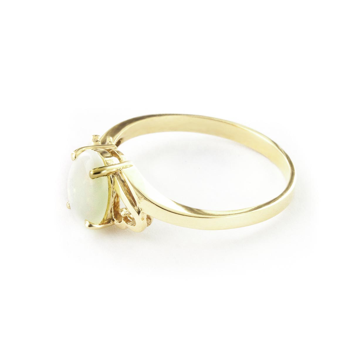 Opal Classic Desire Ring 0.45ct in 9ct Gold