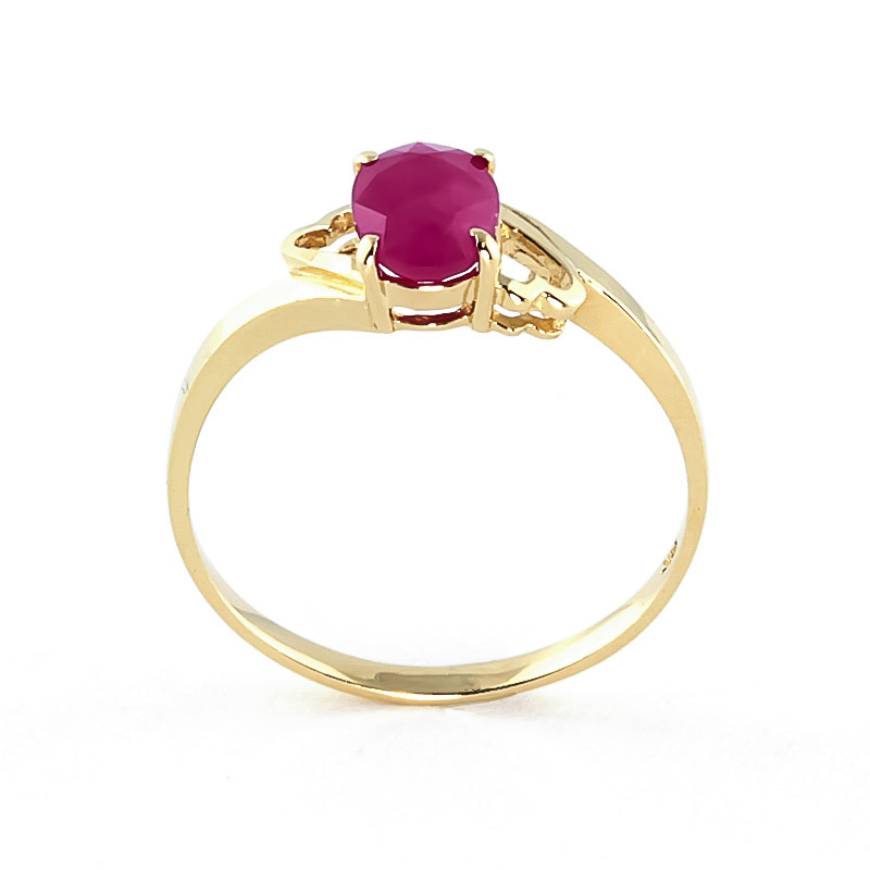 Ruby Classic Desire Ring 1.15ct in 14K Gold