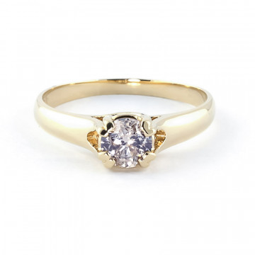 Diamond Solitaire Ring 0.75 ct in 9ct Gold