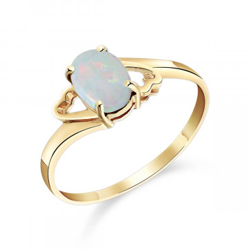 Opal Classic Desire Ring 0.45 ct in 9ct Gold