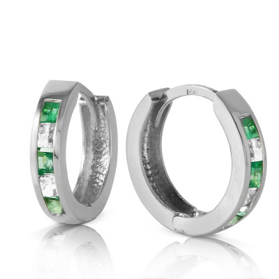 063f993c6b748 Emerald Earrings | QP Jewellers