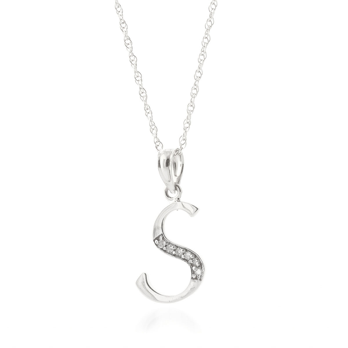 in alex jewelry little s littleletters pendant products woo silver letter sterling