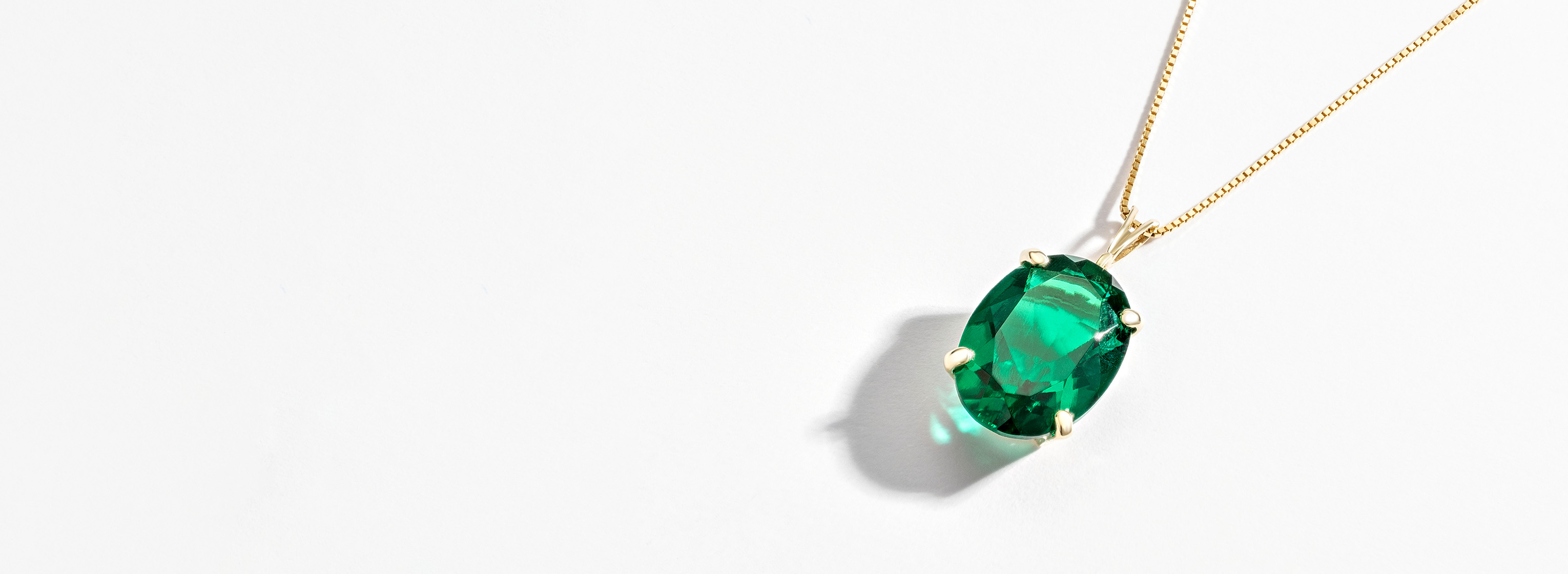 Emerald May Birthstone Jewellery