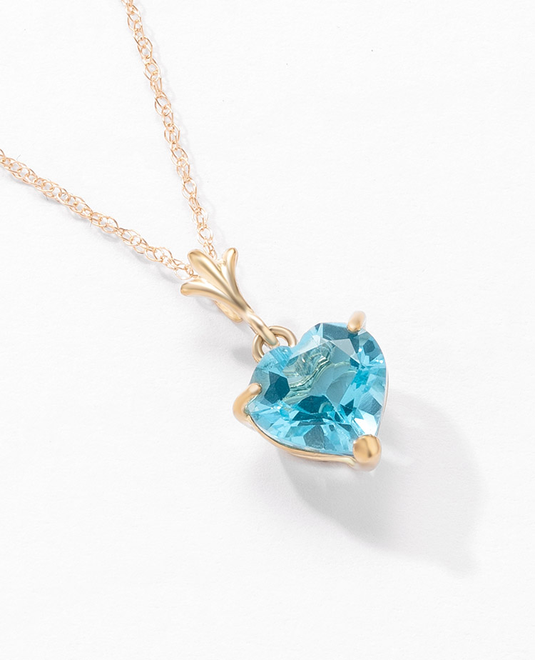 November's Birthstone - Topaz Jewellery